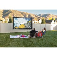 Outdoor Entertainment Gear Big Screen 144