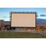 """Outdoor Entertainment Gear Outdoor Big Screen 92"""" Lite Portable Movie Screen"""