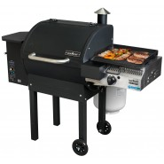 Camp Chef SmokePro DLX Pellet Grill Sidekick Bundle