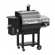 Camp Chef Woodwind SG Pellet Grill + Sear Box, Cover, Pellets