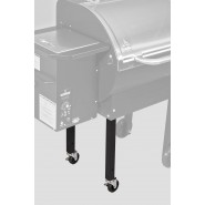 Camp Chef SmokePro Swivel Caster Leg Set