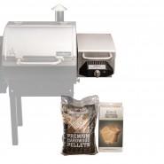 Sear Box, Pellet Grill Cover, & Pellet Bundle