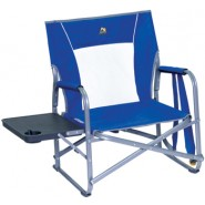 GCI Slim-Fold Event Chair - Royal Blue
