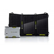 Goal Zero Sherpa 100 Solar Recharging Kit with Noamad 20 and 110V inverter