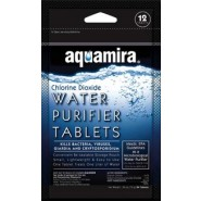 Aquamira Water Purifier Tablets - 12pk