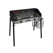 Camp Chef Yukon 2-Burner Stove Kit