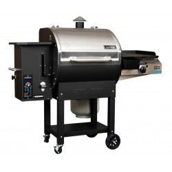 Camp Chef Woodwind SG 24 Pellet Grill with Sidekick