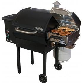 Camp Chef SmokePro DLX Pellet Grill Sear Bundle