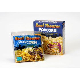 Wabash Valley Farms Real Theater All-Inclusive Popping Kits; 5 pack