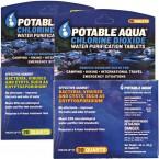 Atwater Carey Potable Aqua Chlorine Dioxide Tablets