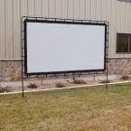 Outdoor Entertainment Gear Indoor/Outdoor Super Screen 132