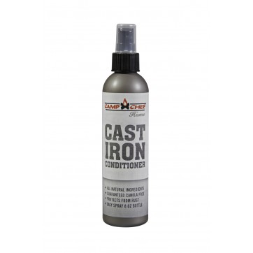 Camp Chef Cast Iron Conditioner 8 oz Spray Bottle