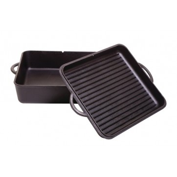 "Camp Chef 13"" Square Dutch Oven"
