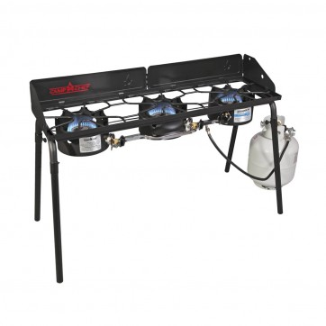 Camp Chef Explorer 3X Three-Burner Stove