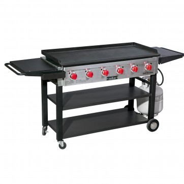 Camp Chef Flat Top Grill  //  6 Burner