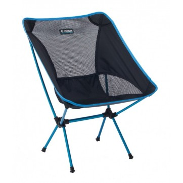 Big Agnes Helinox Chair One Camp Chair - Black/Blue
