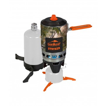 Camp Chef Stryker 200 Multi-Fuel Stove - King's Camo