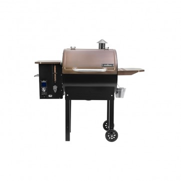 Camp Chef SmokePro DLX 24 Pellet Grill - Bronze