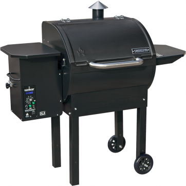 Camp Chef SmokePro DLX 24 Pellet Grill - Black