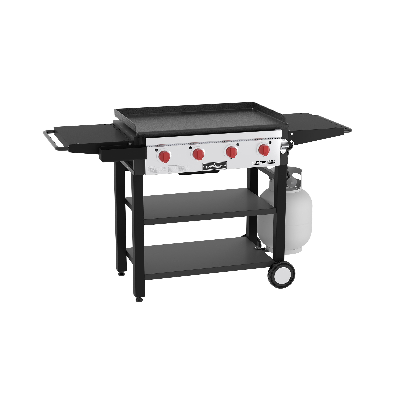 Camp Chef Flat Top Grill // 4 Burner