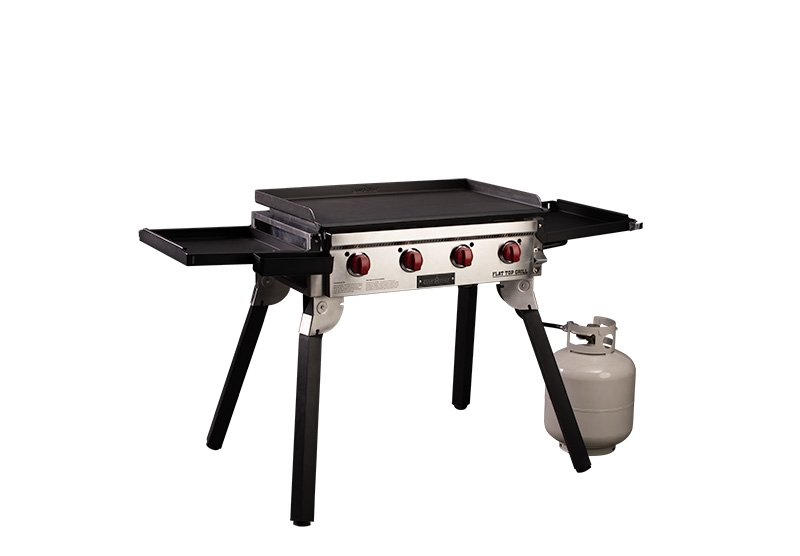 Camp Chef Portable Flat Top Grill // 4 Burner