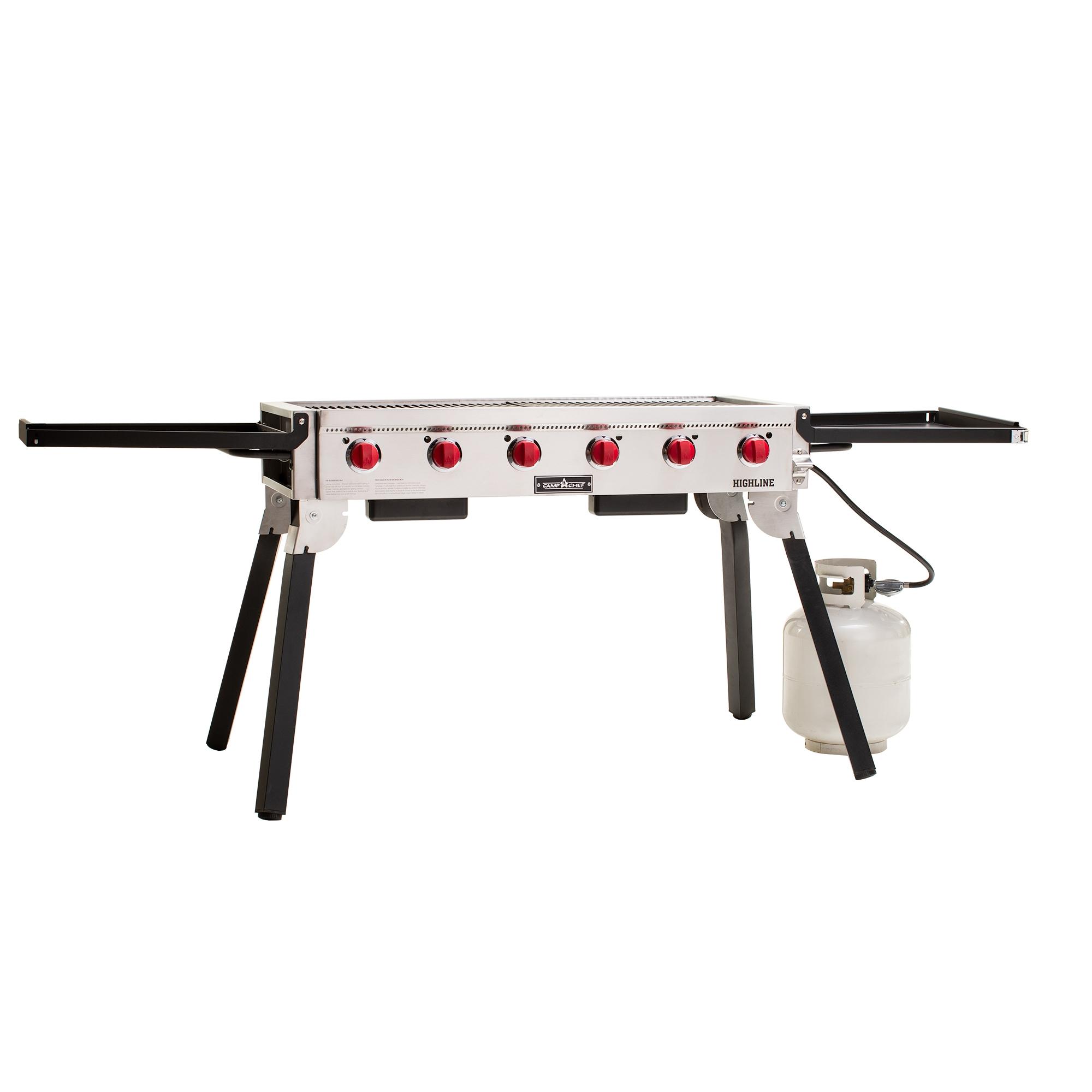 Camp Chef Portable Highline Grill // 6 Burner