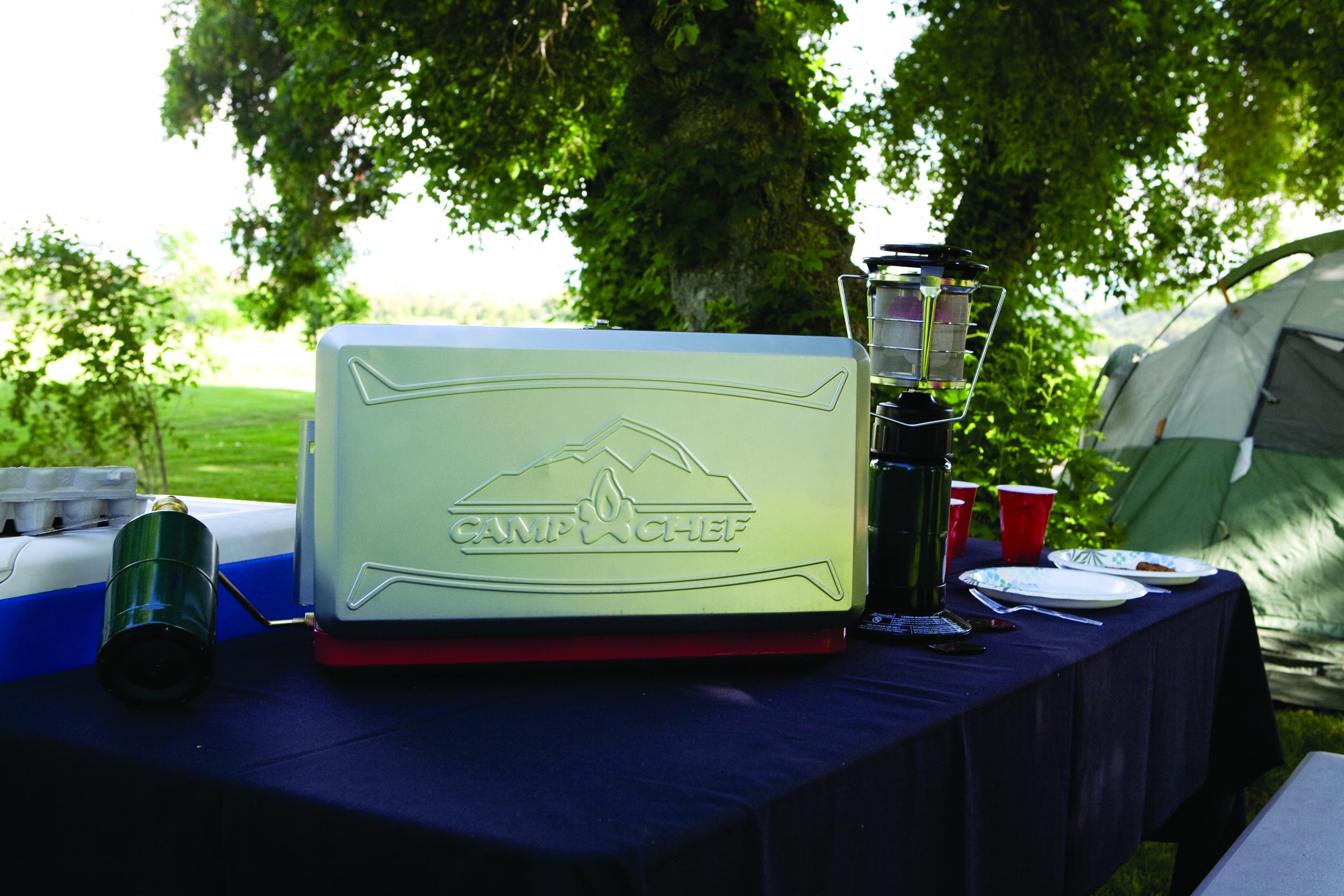 Camp Chef Sierra 2 Burner Stove Ebay