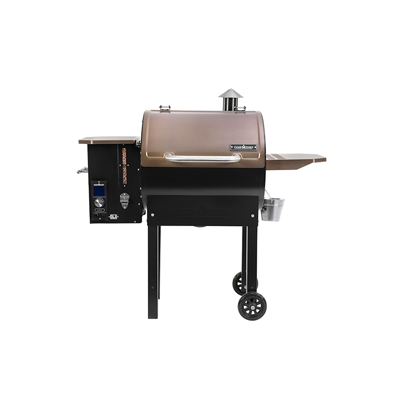 Camp Chef SmokePro DLX 24 Pellet Grill - Bronze