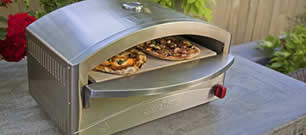 Artisan Pizza Oven