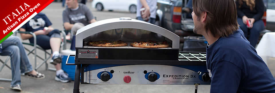 New! - Pizza Oven